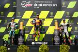 Brad Binder, Franco Morbidelli, Johann Zarco, Monster Energy Grand Prix České republiky
