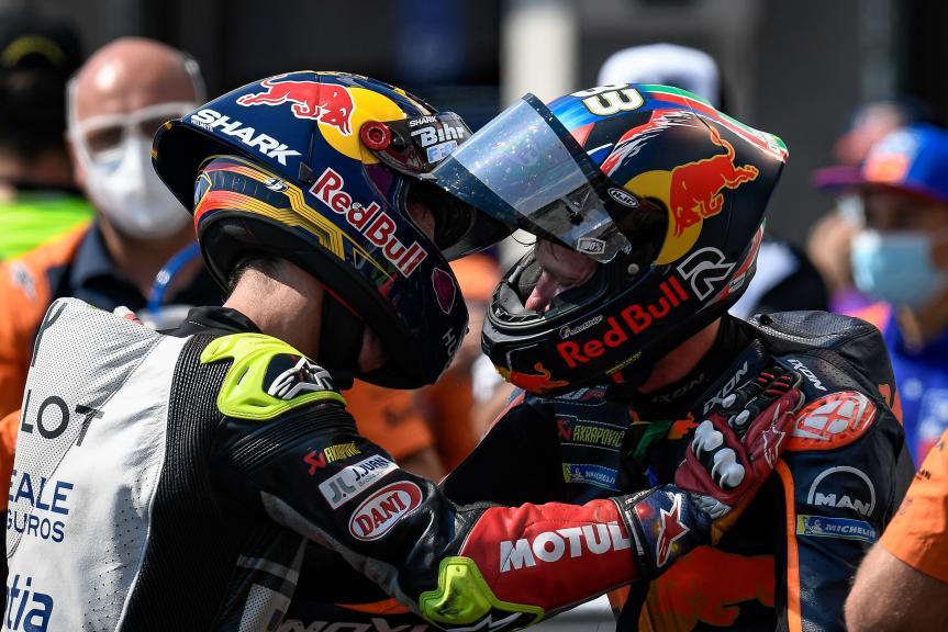 Johann Zarco, Brad Binder, Monster Energy Grand Prix České republiky