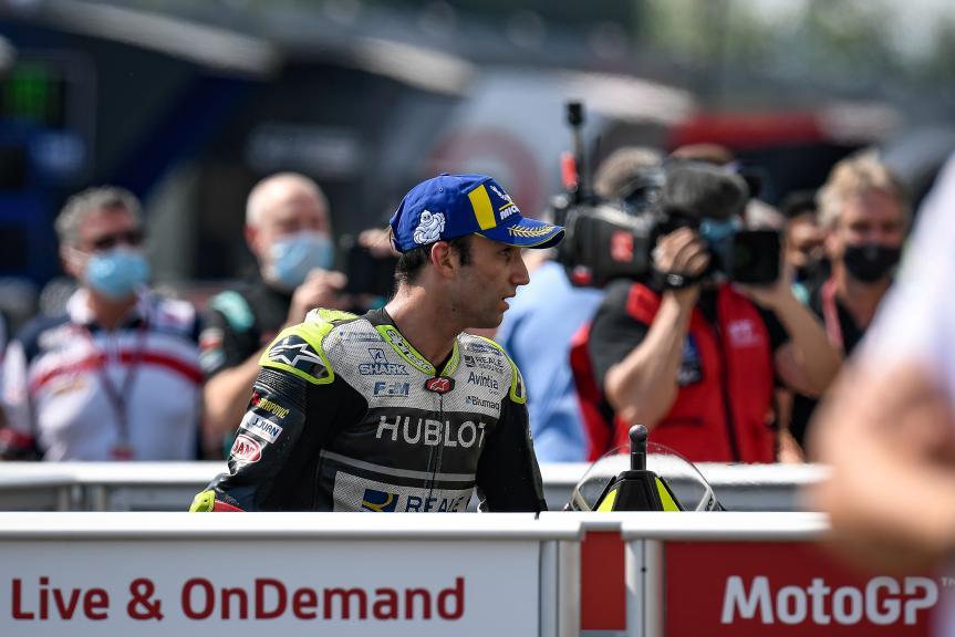 Johann Zarco, Avintia Esponsorama Racing, Monster Energy Grand Prix České republiky