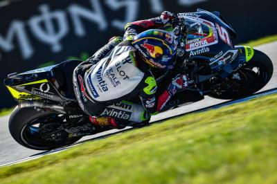 Zarco sauve l'honneur de Ducati à Brno