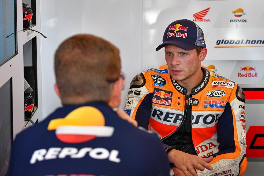 Stefan Bradl, Repsol Honda Team, Monster Energy Grand Prix České republiky