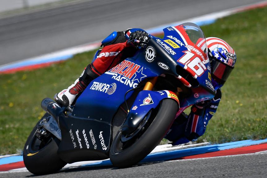 Joe Roberts, American Racing, Monster Energy Grand Prix České republiky