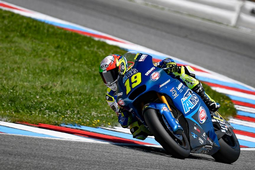 Lorenzo Dalla Porta, Italtrans Racing Team, Monster Energy Grand Prix České republiky