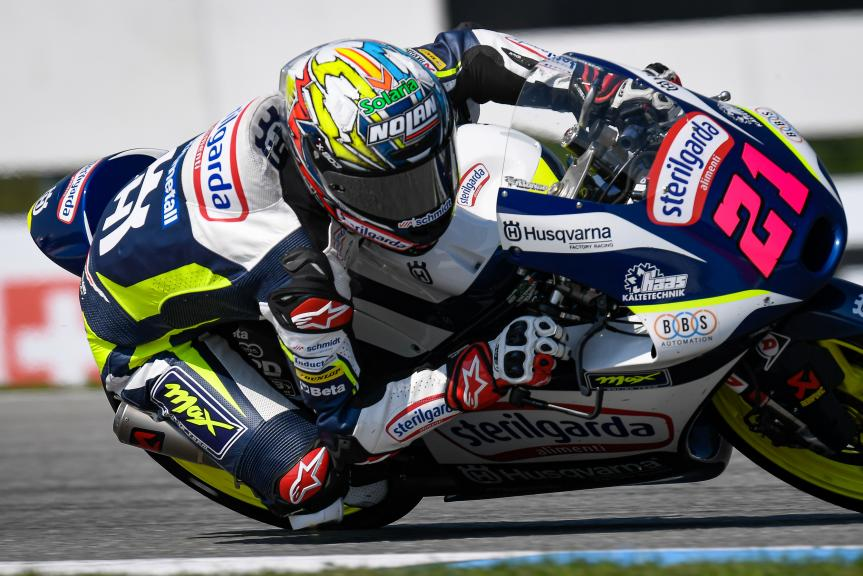 Alonso Lopez, Sterilgarda Max Racing Team, Monster Energy Grand Prix České republiky