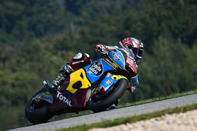 Moto2™ - Brno : Lowes brille au warm-up !