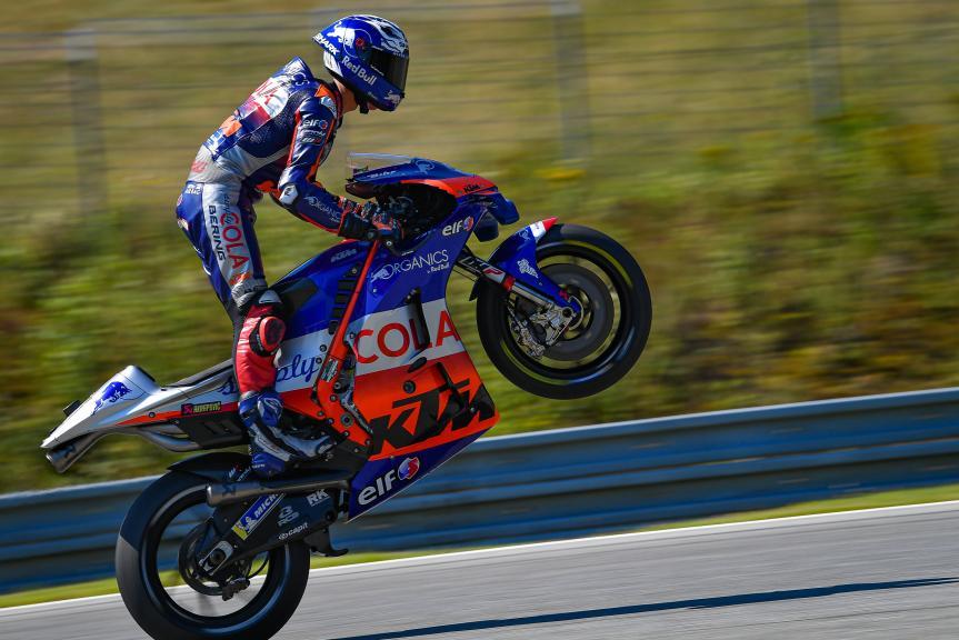 Iker Lecuona, Red Bull KTM Tech 3, Monster Energy Grand Prix České republiky