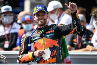 "Binder believes Brno win ""the beginning of something great"""