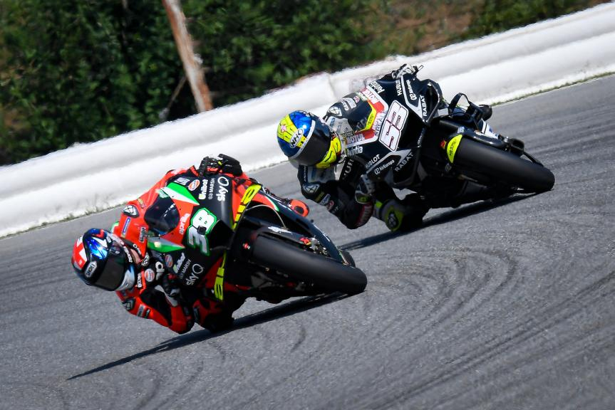 Bradley Smith, Aprilia Racing Team Gresini, Monster Energy Grand Prix České republiky