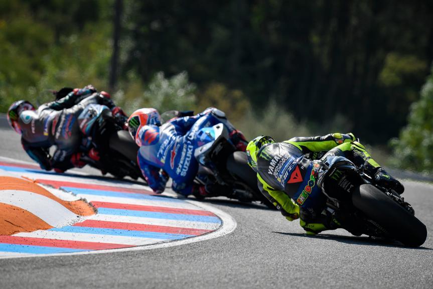 Valentino Rossi, Monster Energy Yamaha MotoGP, Monster Energy Grand Prix Č