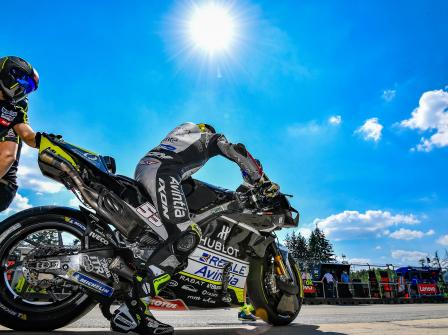 MotoGP, Free Practice, Monster Energy Grand Prix České repub