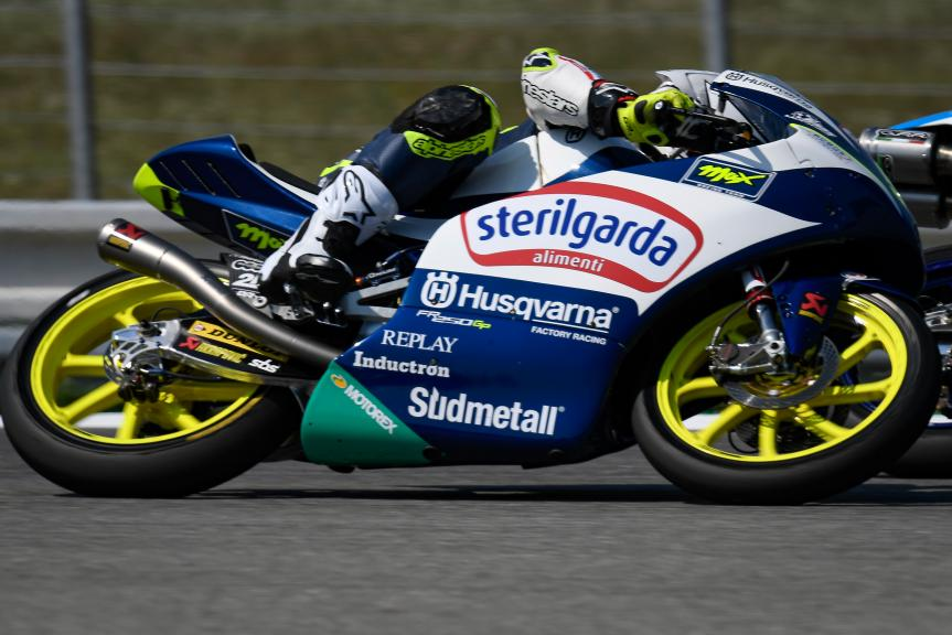 Romano Fenati, Sterilgarda Max Racing Team, Monster Energy Grand Prix České republiky