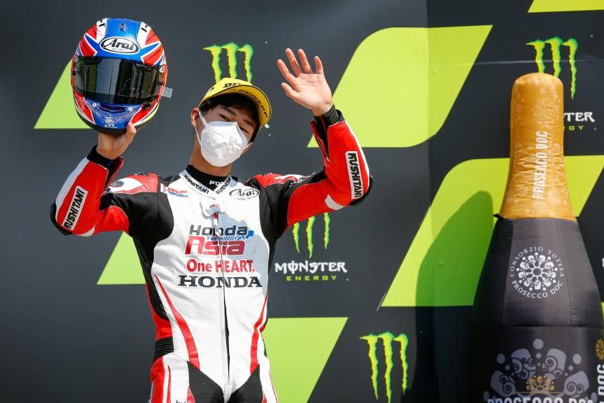 Ai Ogura, Honda Team Asia, Monster Energy Grand Prix České republiky