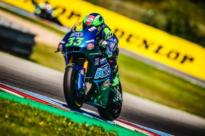 Bastianini goes back-to-back in Moto2™ with Brno win