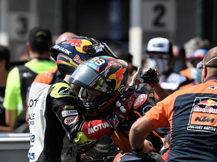 Best shots of MotoGP, Monster Energy Grand Prix České republ