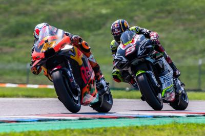 Pol Espargaro and Zarco's fiery opinions on their clash