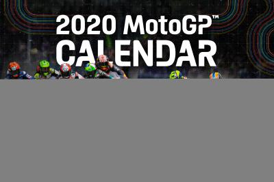 Take a look at the final 2020 MotoGP™ calendar