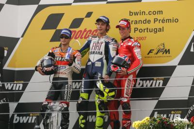 Rossi, prêt pour ces 'incroyables montagnes russes'