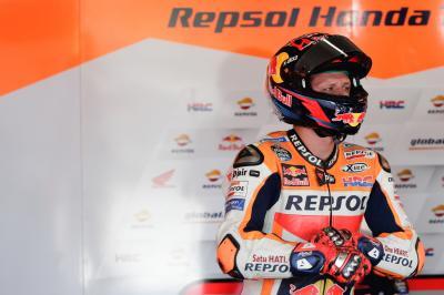 Bradl también relevará a Márquez en el GP de Austria