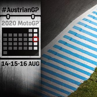 Zeitplan: myWorld Motorrad Grand Prix von Österreich