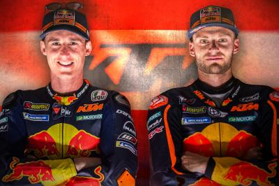 Can KTM keep the momentum at home?