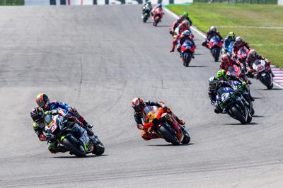 Five out of six: MotoGP™, a cauldron of competition