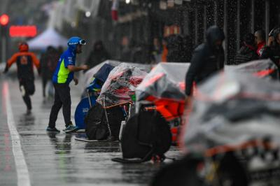 Regenalarm: Ein unvorhersehbares Wochenende rückt näher