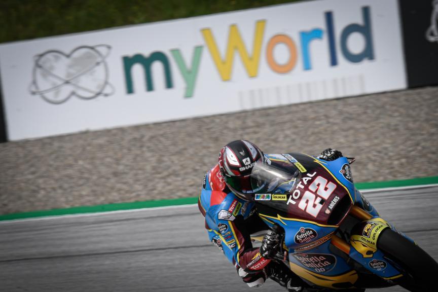 Sam Lowes, EG 0,0 Marc VDS, Sam Lowes, EG 0,0 Marc VDS, myWorld Motorrad Grand Prix von Österreich