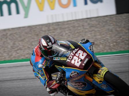Moto2, Free Practice, myWorld Motorrad Grand Prix von Österr