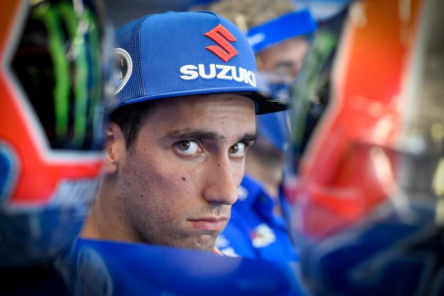 Alex Rins, Team Suzuki Ecstar, myWorld Motorrad Grand Prix von Österreich