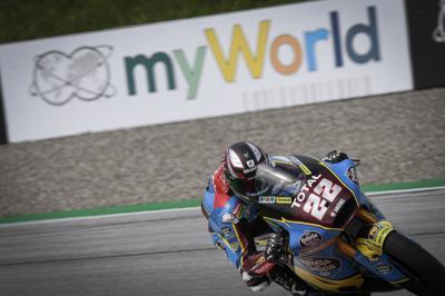 Moto2™, la prima sessione è di Lowes