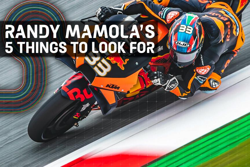 5 Things Mamola AustrianGP - EN