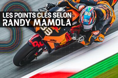 Les enjeux de ce GP d'Autriche par Randy Mamola