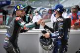 Maverick Vinales, Fabio Quartararo, myWorld Motorrad Grand Prix von Österreich
