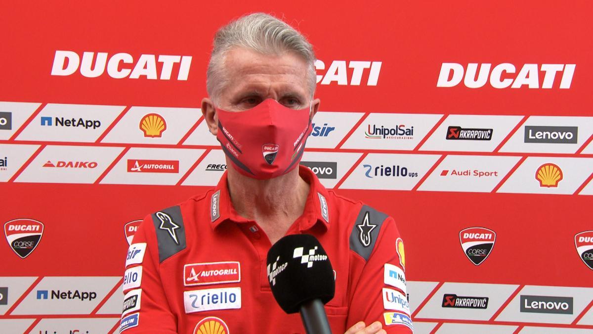 Ciabatti explains decision to not continue with Dovizioso