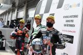 Remy Gardner, Jorge Martin, Marcel Schrotter, myWorld Motorrad Grand Prix von Österreich