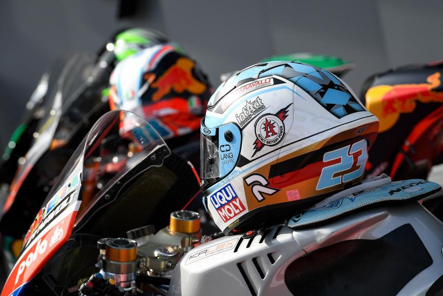 Marcel Schrotter, Liqui Moly Intact GP, myWorld Motorrad Grand Prix von Österreich