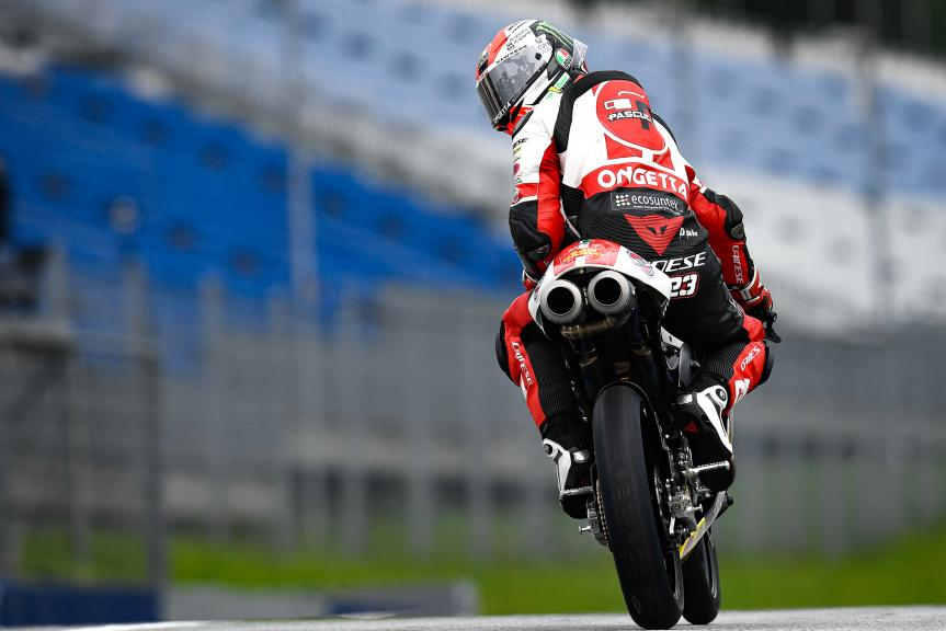 Niccolo Antonelli, Sic58 Squadra Corse, myWorld Motorrad Grand Prix von Österreich