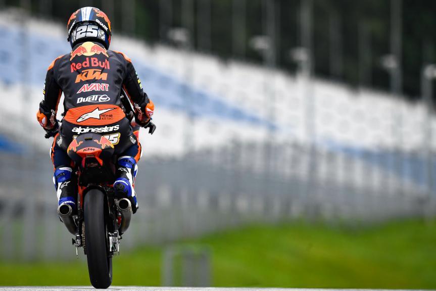 Raul Fernandez, Red Bull KTM Ajo, myWorld Motorrad Grand Prix von Österreich
