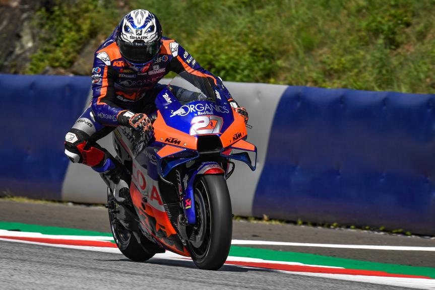 Iker Lecuona, Red Bull KTM Tech 3, myWorld Motorrad Grand Prix von Österreich