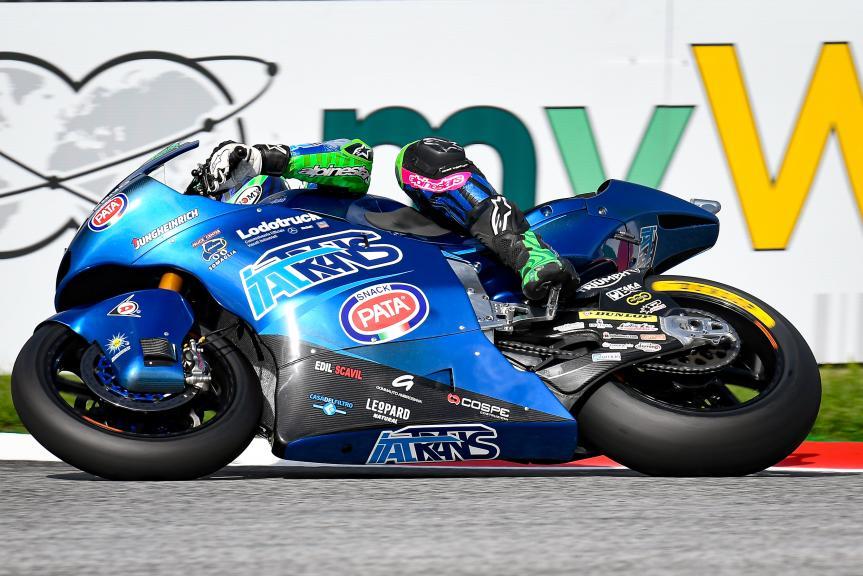 Enea Bastianini, Italtrans Racing Team, myWorld Motorrad Grand Prix von Österreich