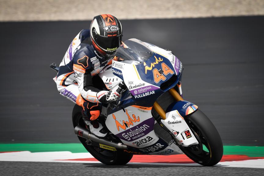 Aron Canet, Openbank Aspar Team, myWorld Motorrad Grand Prix von Österreich