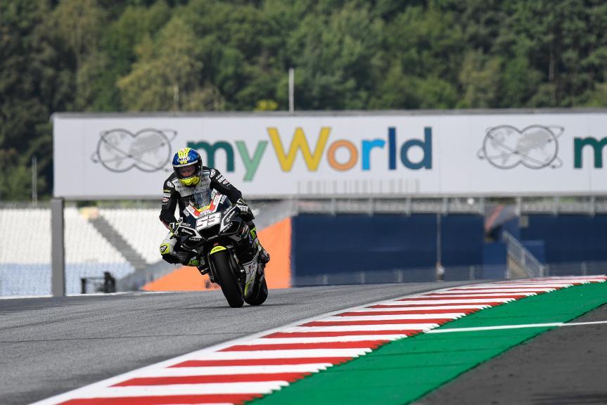 Tito Rabat, Reale Avintia Racing, myWorld Motorrad Grand Prix von Österreich