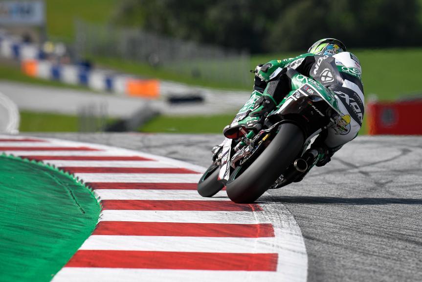 Remy Gardner, Onexox TKKR Sag Team, myWorld Motorrad Grand Prix von Österreich