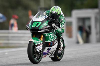 Moto2™ : Gardner surprend ses adversaires en qualifications