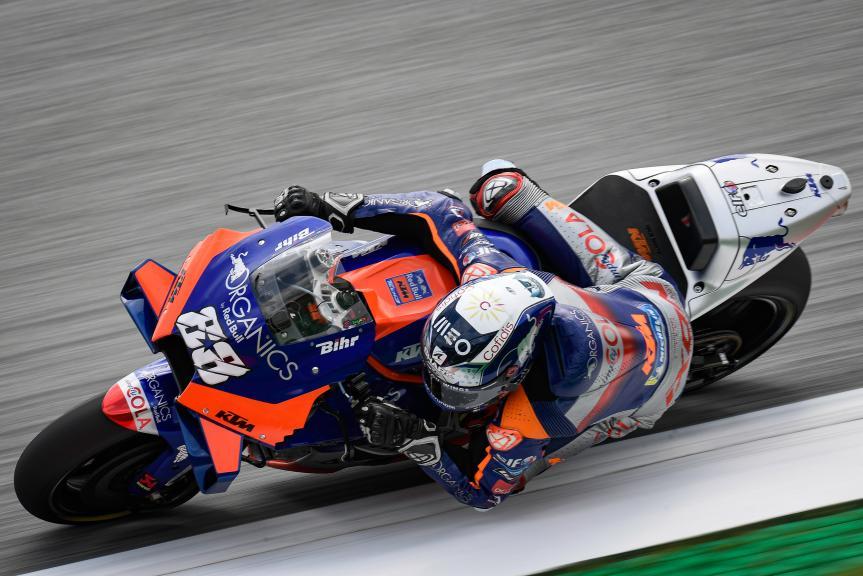 Miguel Oliveira, Red Bull KTM Tech 3, myWorld Motorrad Grand Prix von Österreich