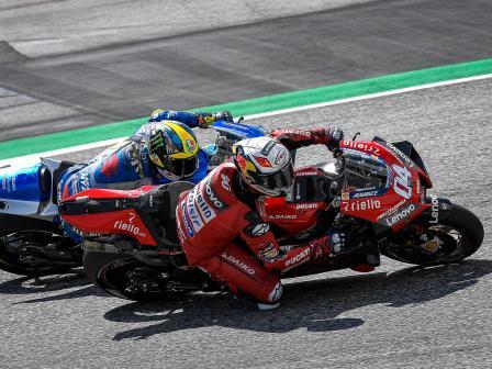 MotoGP, Race, myWorld Motorrad Grand Prix von Österreich