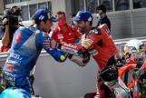 Andrea Dovizioso, Joan Mir, myWorld Motorrad Grand Prix von Österreich
