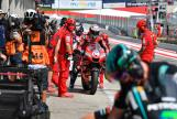 Andrea Dovizioso, Ducati Team, myWorld Motorrad Grand Prix von Österreich
