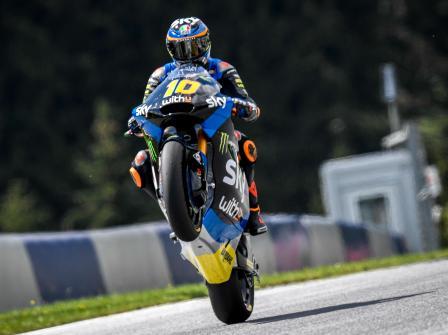 Moto2, Race, myWorld Motorrad Grand Prix von Österreich