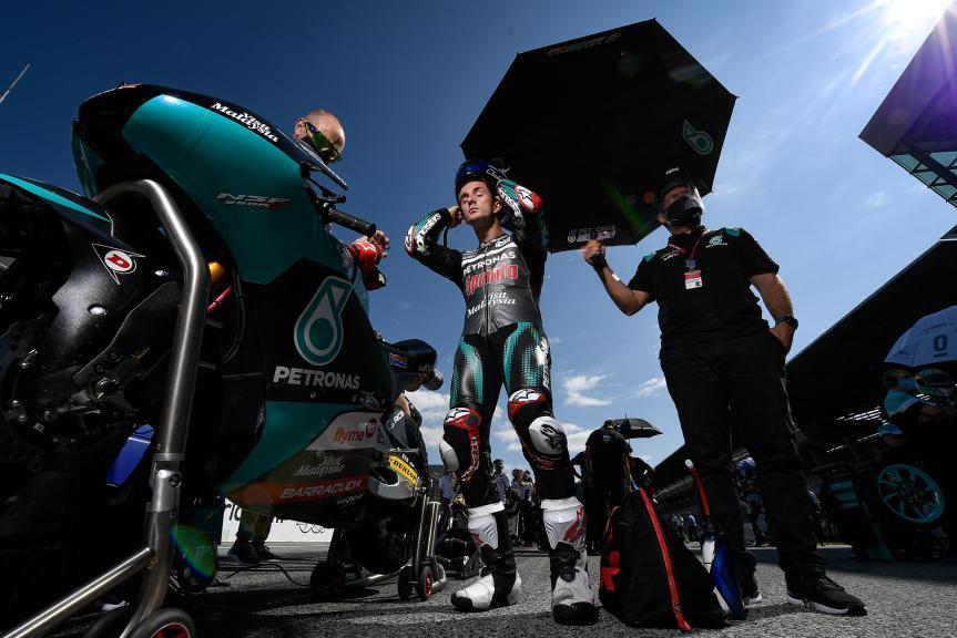 John Mcphee, Petronas Sprinta Racing, myWorld Motorrad Grand Prix von Österreich